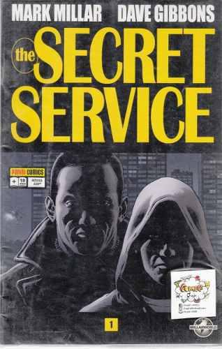 Comic The Secret Service # 1 Nuevo Español Editorial Panini