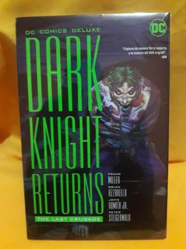 Dark Knight Returns: The Last Cruzade - Dc Deluxe