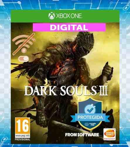 Dark Souls 3 Offline Para Xbox One