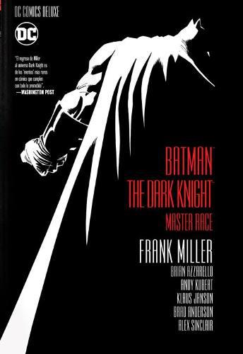 Dc Comics, Batman, Dkiii: The Master Race, Deluxe, Español