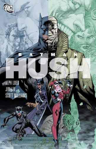 Dc Comics, Batman Hush, Deluxe, Español