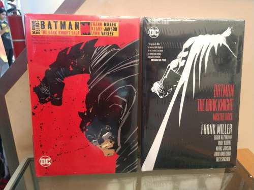 Dc Comics Batman Saga The Dark Knight Returns Completa
