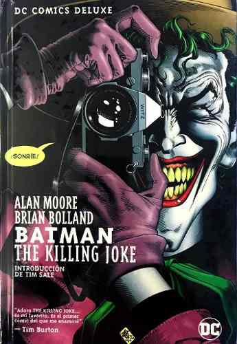 Dc Comics, The Killing Joke, Batman Noir, Deluxe, (color)