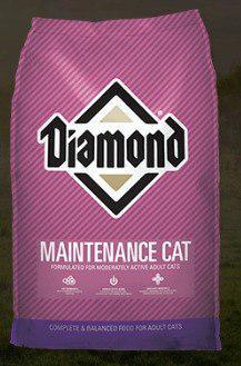 Diamond Mantenimiento Gato 2.72kg Alimento Para Gato Petguru