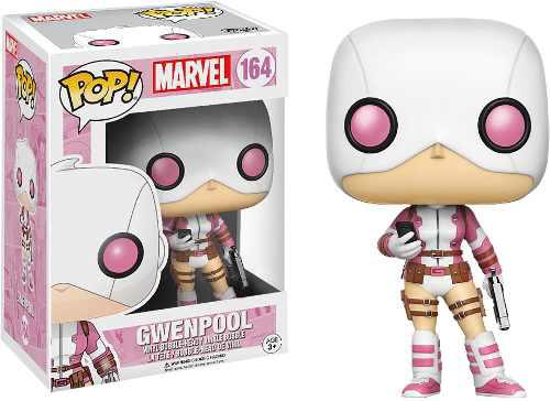 Funko Pop Gwenpool With Phone Exclusive Marvel Collectable