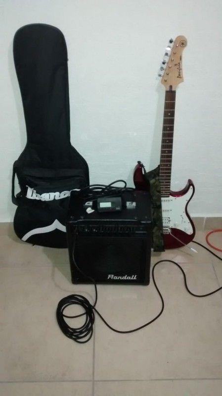 Guitarra Electríca