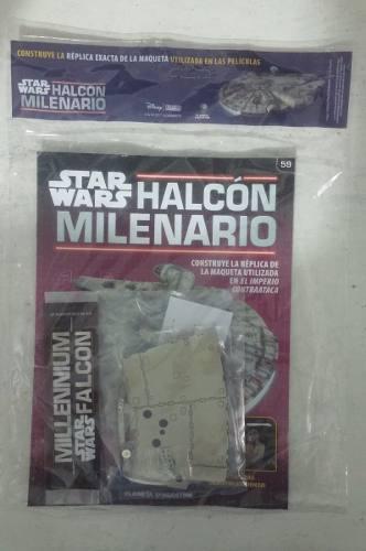 Halcon Milenario - Fasciculo 59 - Planeta Deagostini