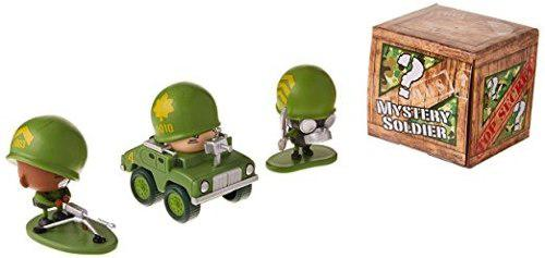 Impresionante Little Green Men Serie 1 Unidad Guardabosques