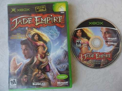 Jade Empire Juegazo Rpg Para Tu Xbox Clásico En Español