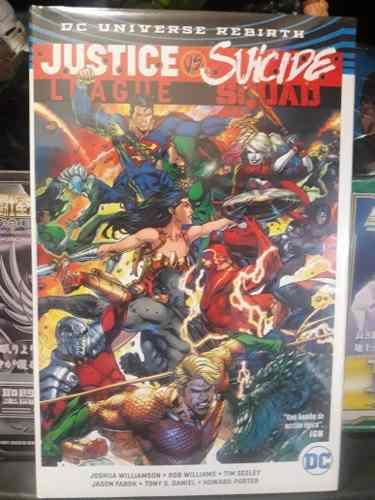 Justice League Vs Suicide Squad - Dc Comics Deluxe