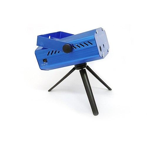 Luz Laser Bicolor Multipuntos Audioritmico Strobo Auto /e +