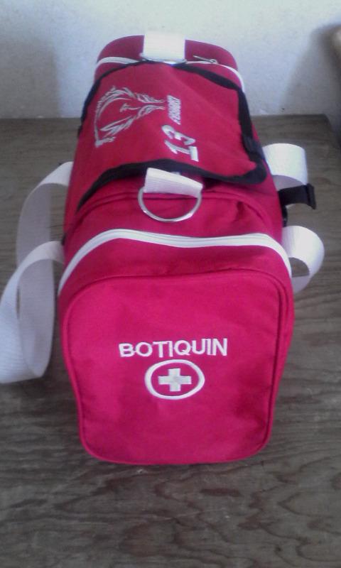 Maleta para Botiquín de Primeros Auxilios Clave MBG
