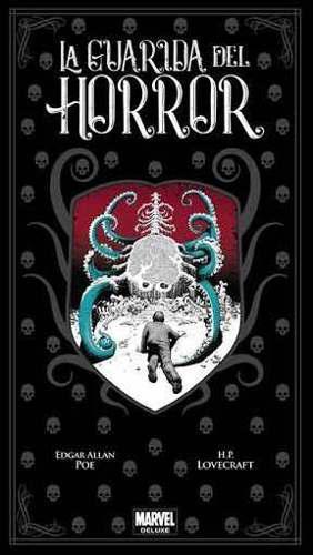 Marvel Comics, La Guarida Del Terror (allan Poe Y Lovecraft)