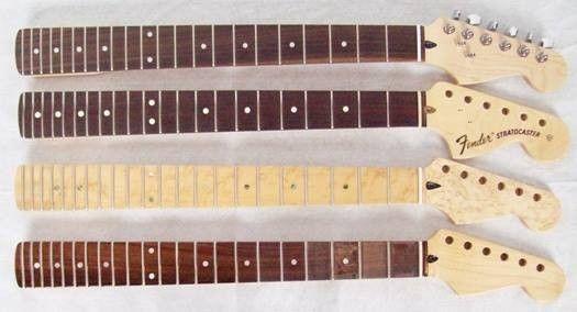 Mastil, Brazo, Neck, Custom para Guitarra y Bajo