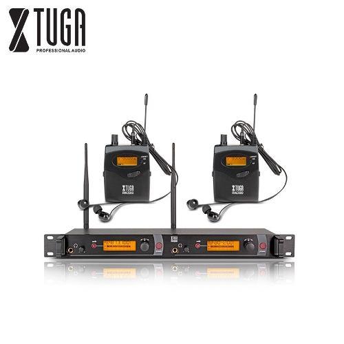 Monitor In-ear Sistema Inalambrico Rw Cantante 2 Canales