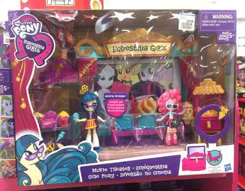 My Little Pony Equestria Girls Cine Teatro