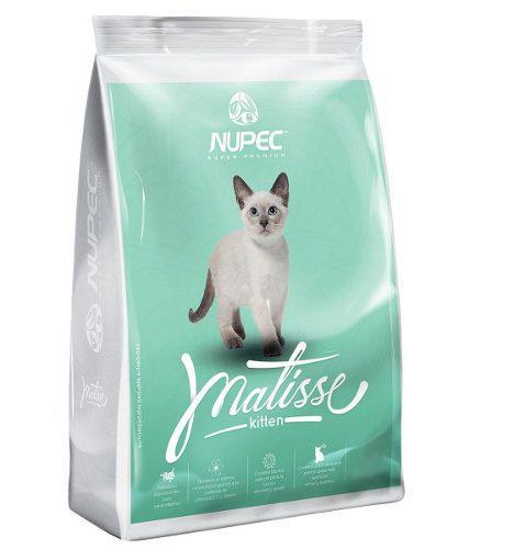 Nupec Matisse Kitten 1.5kg. Croqueta Alimento Gato Cachorro