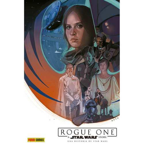 Panini Manga Star Wars:rogue One Star Wars Story Jody Houser
