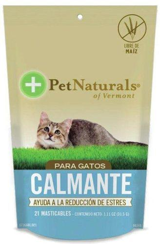 Pet Naturals Calmantes Para Gatos - Rocker Pets