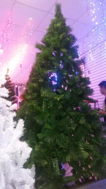 Pinos artificiales, árboles de navidad en Monterrey