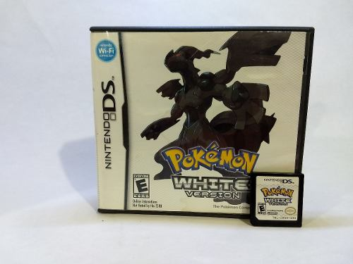 Pokemon White Version Nds Gamers Code**