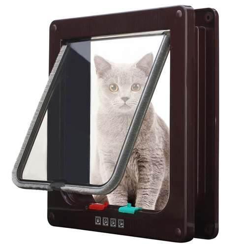 Puerta De Entrada Para Casa Mascotas Gato O Perro Q1022