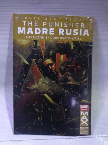 Punisher Madre Rusia Marvel Best Sellers