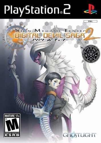 Shin Megami Digital Devil Saga #2.-ps2