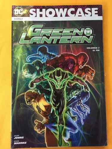 Showcase - Green Lantern Volumen 3: El Fin