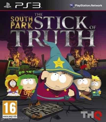 South Park La Vara De La Verdad Ps3