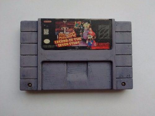 Super Mario Rpg Snes Super Nintendo C