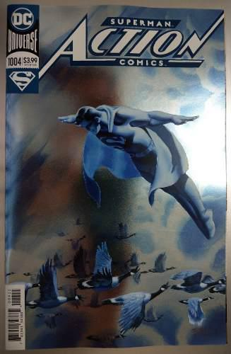 Superman Action Comics No.1004 (ingles) Dc Universe