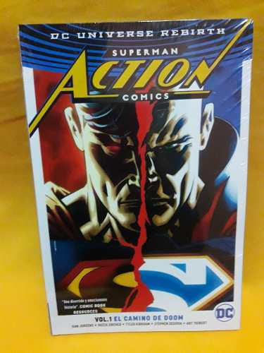 Superman Action Comics Volumen 1: El Camino De Doom