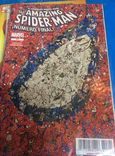 The Amazing Spiderman 77 Número Final Especial