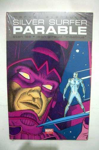 Tomo Comic Silver Surfer Parable Marvel Televisa Stan Lee