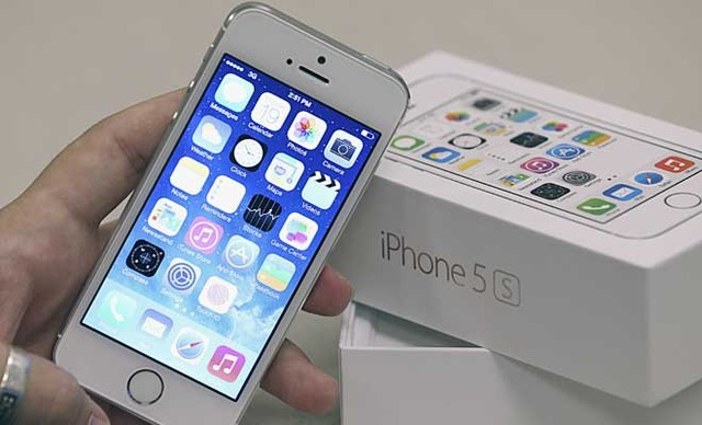 Venta de Apple iphone 5S 64GB en Chihuahua, Chihuahua.
