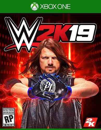 Wwe 2k19 Para Xbox One Nuevo (en D3 Gamers)