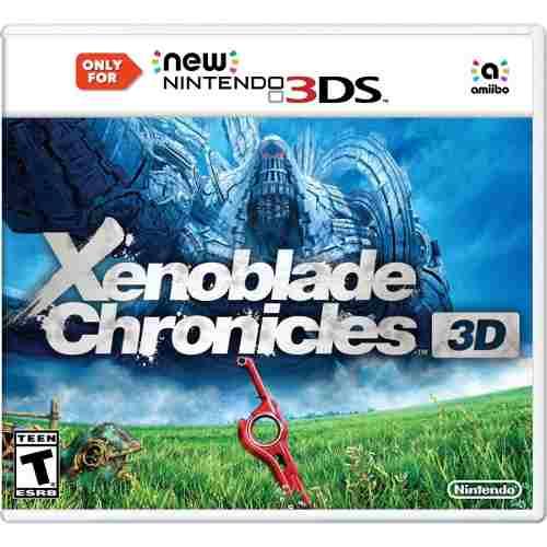Xenoblade Chronicles 3d - New Nintendo 3ds (Nuevo)