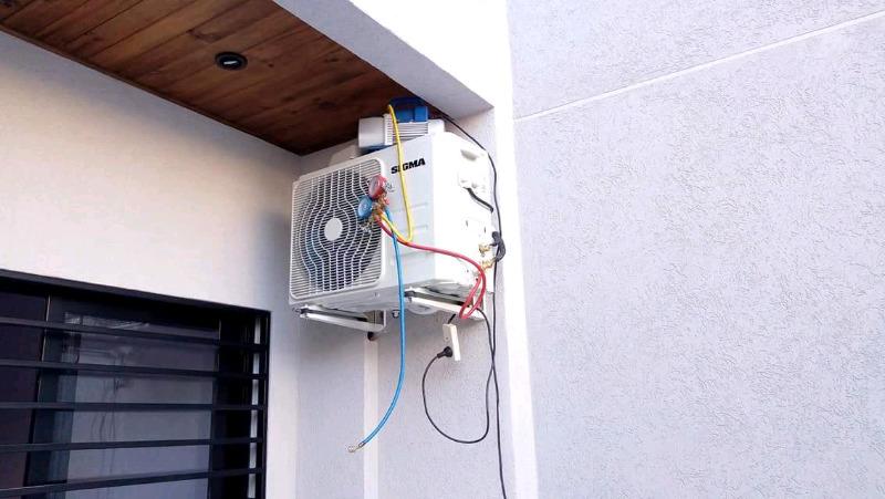 instalacion, reparacion y mantenimiento de minisplit