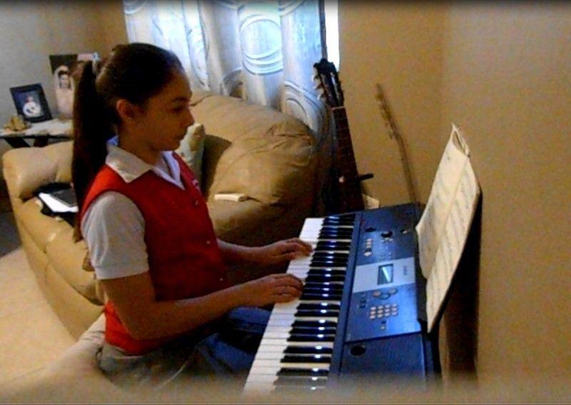 Clases de Piano Particulares