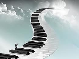 Clases de piano canto popular y solfeo
