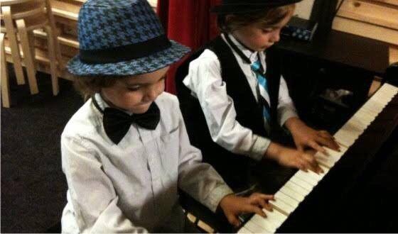 Clases de piano/Piano lessons