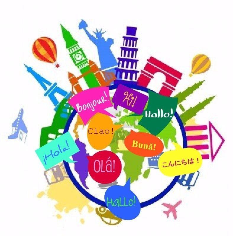 Clases particulares de inglés, francés, portugués e