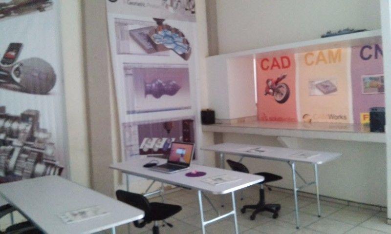 Curso SolidWorks CAMWorks Fresa CNC Fanuc