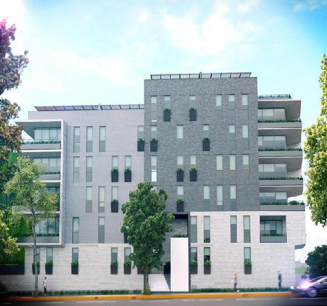 Desarrollo RiverBank en Escandón, Departamento 2 Recámaras