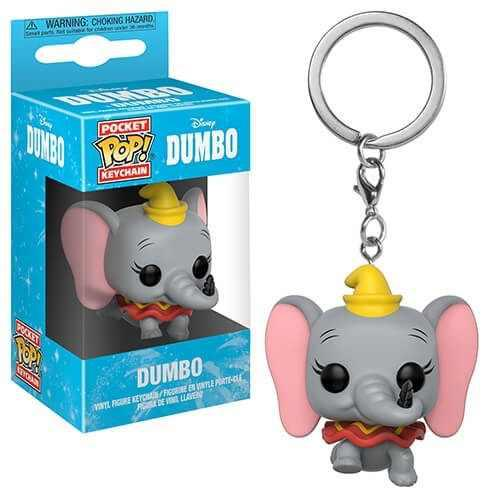 Llavero Funko Pop Dumbo Disney Original Oferta !