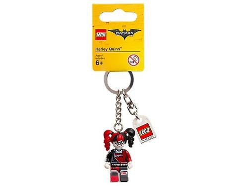 Llavero Harley Quinn Lego Batman The Movie