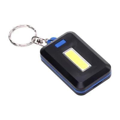 Llavero Lampara Linterna Led 50-100 Lumens Azul - Envio Grat
