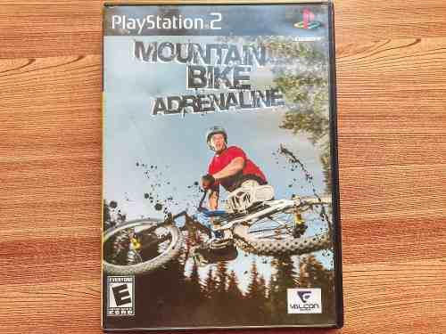 Montain Bike Adrenaline / Playstation 2 / Gamer Coleccion