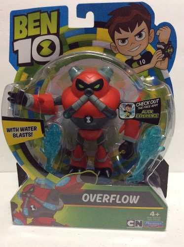 Nuevas Figuras De Ben 10 Overflow Envió Gratis